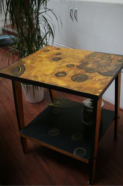 Table - Déco