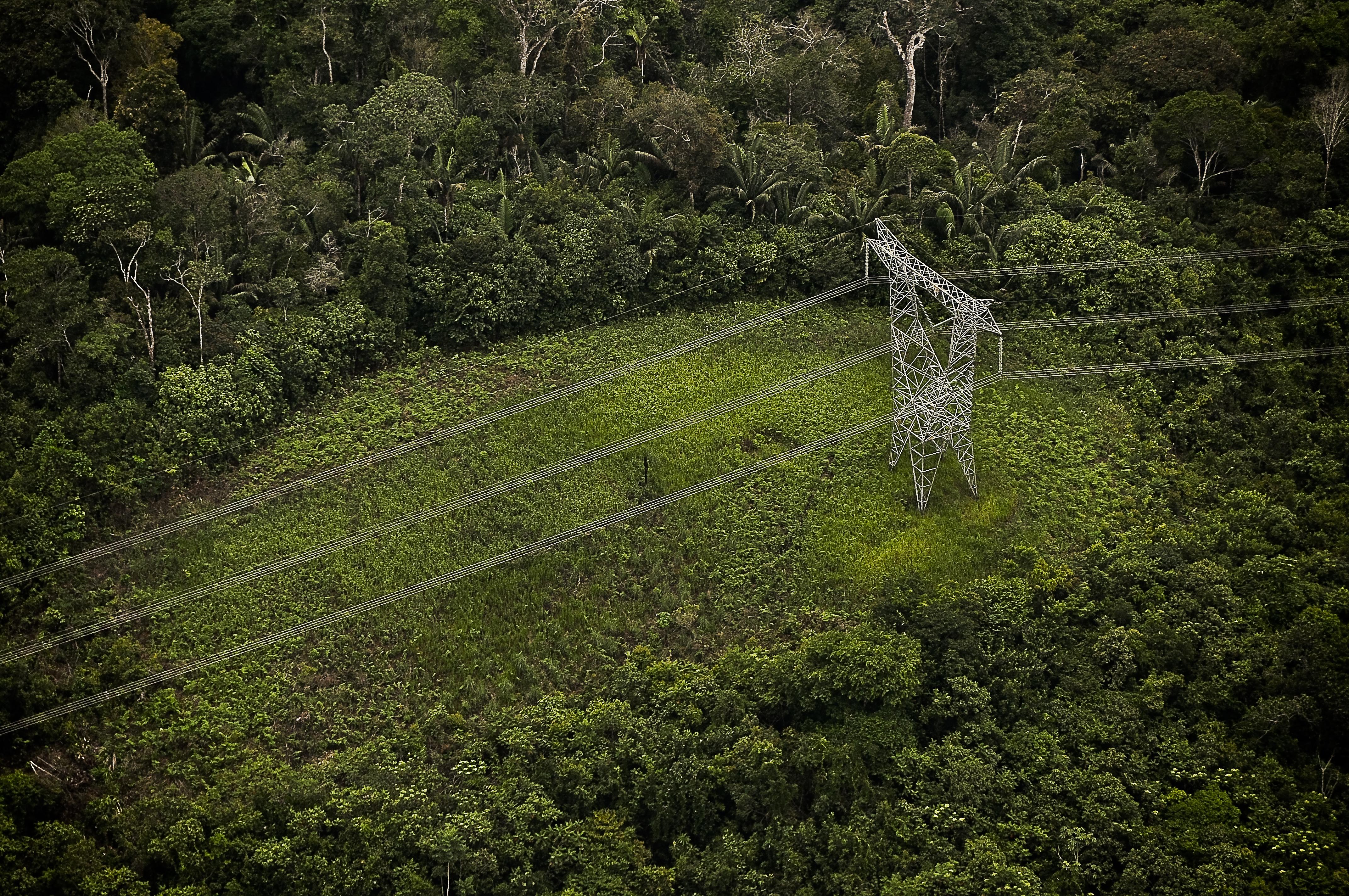Sobrevuelos LIDAR infraestructura