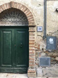 Beautiful doorway..