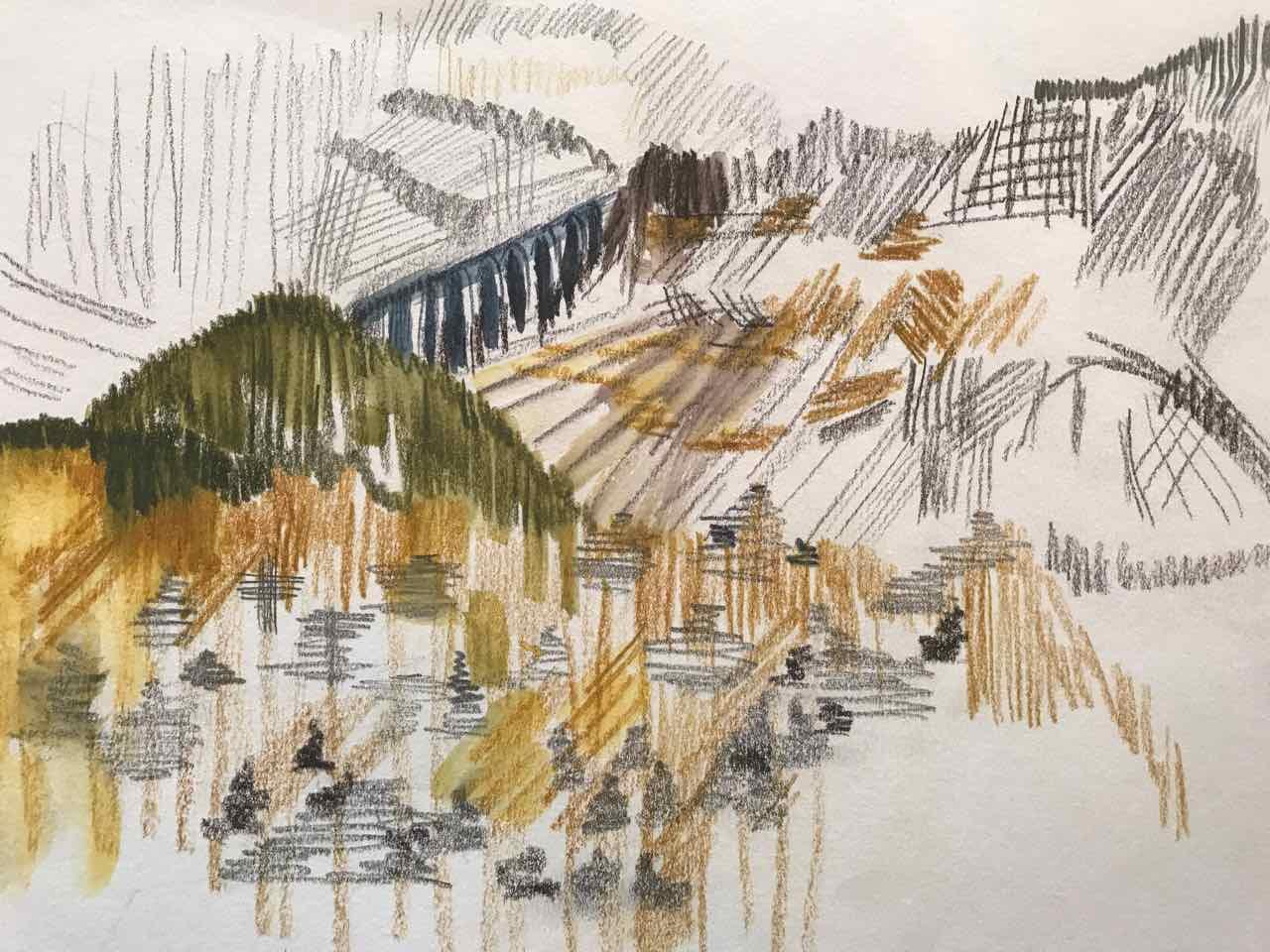 Exploring Sketchbooks in Abruzzo