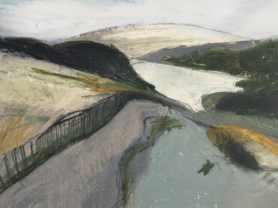 Harden Reservoir View