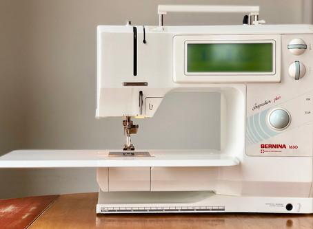 BERNINA Inspiration Plus 1630 sewing Machine