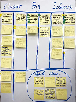 UX design big ideas