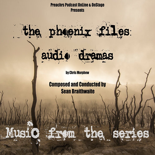 The Phoenix Files: Audio Dramas - Music from the Series