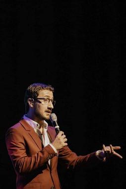 Benjamin Maio Mackay in Disney Delgihts 2021