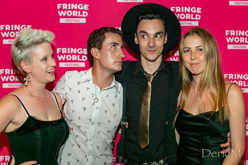 Fringe World Launch 2020