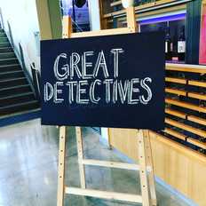 Great Detectives Billboard
