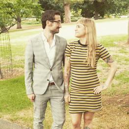 Benjamin Maio Mackay and Bella Green
