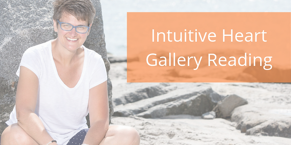 Intuitive Heart Gallery Reading
