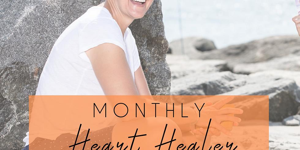 Heart Distance Healing