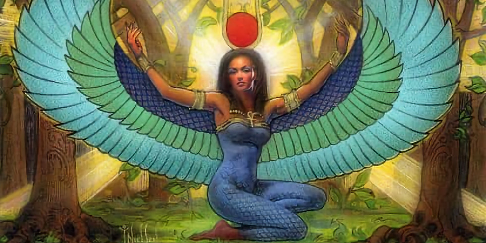 IGNITE YOUR INNER MAGIC WITH GODDESS ISIS
