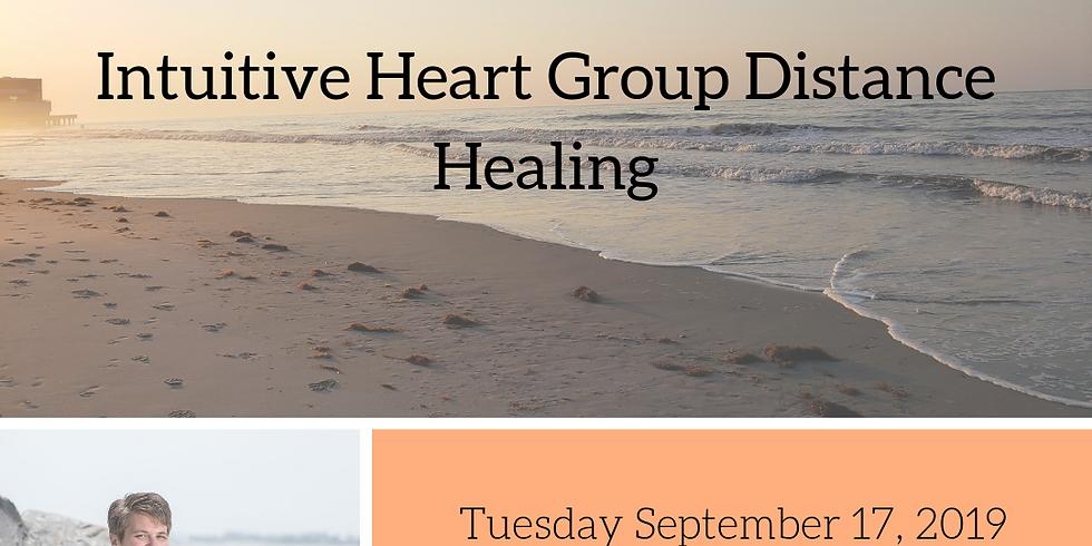 Intuitive Heart Group Distance Healing