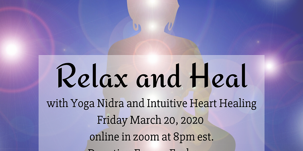 Relax and Heal