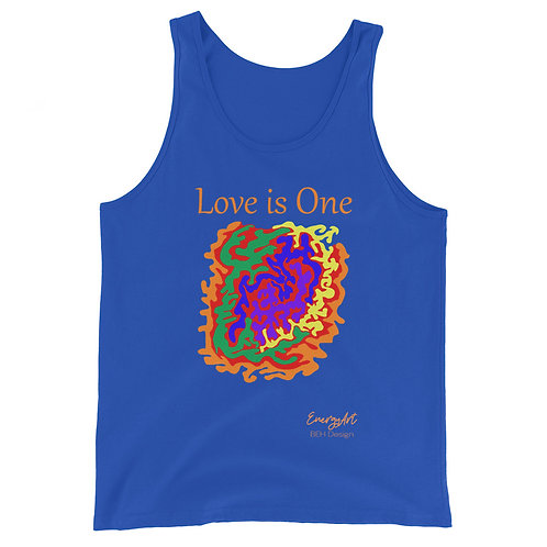 All is One Bella Unisex Tank Top
