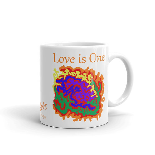 Love is One Mug