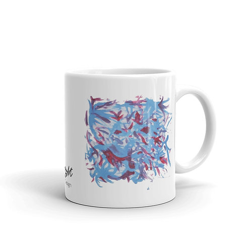 Standing In Your Voice Mug