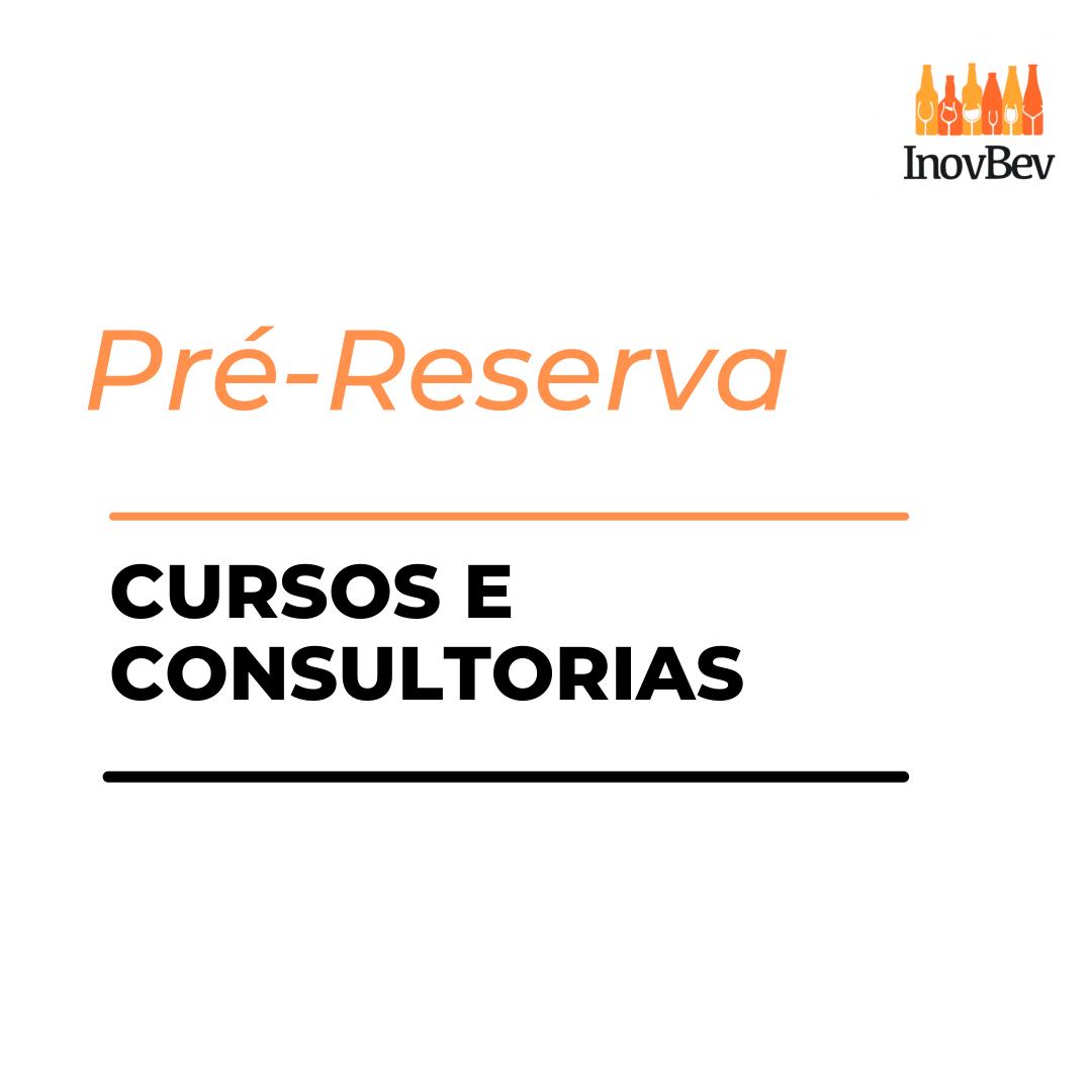 Pré-inscrições CURSOS 2022