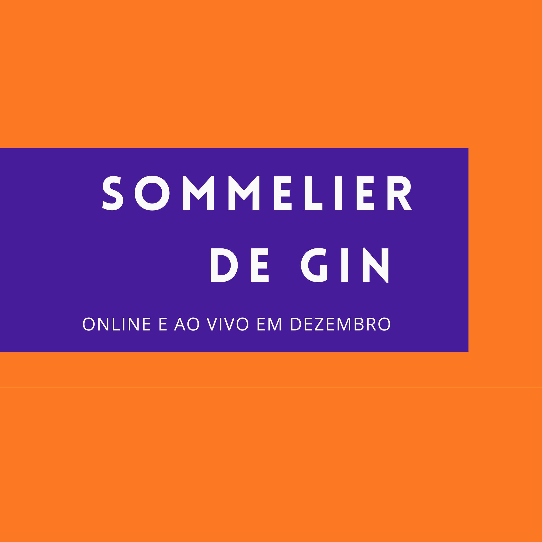 SOMMELIER DE GIN