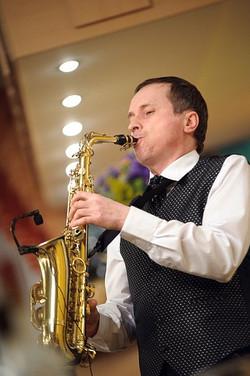 саксофон на свадьбу в саранске