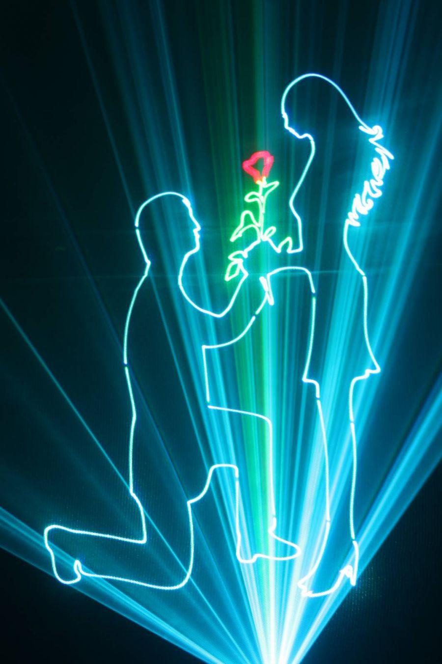лазерное шоу в саранске