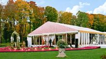 Свадьба в шатре - экономия или роскошь?