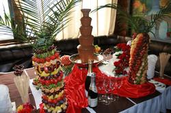 шоколадный фонтан в саранске