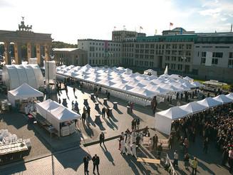 Шатры и павильоны для фестивалей и ярмарок