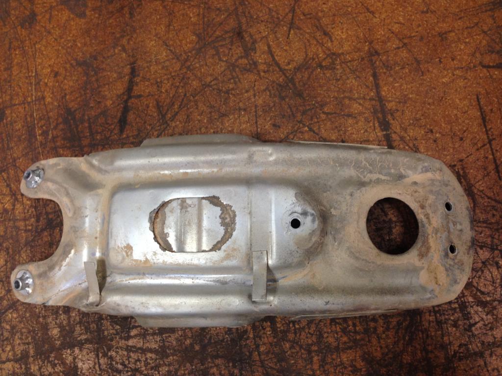 Rear Inner Fender