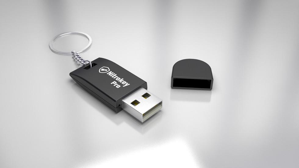 3D USB Render product