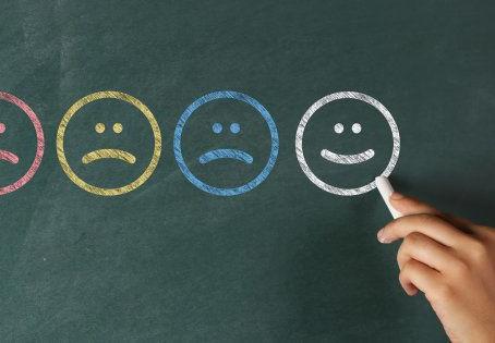 Controle emocional. Como estão as suas emoções?