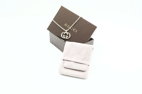 Gucci GG Necklace in Sterling Silver