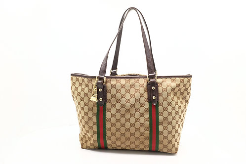 Gucci Shopping Tote in GG Monogram