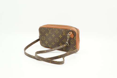 Louis Vuitton Vintage Pochette Marly Bandouliere in Monogram Canvas