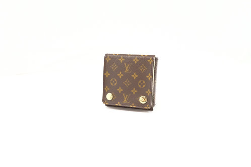Louis Vuitton Jewelry Case in Monogram Canvas