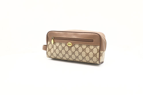 Gucci Trousse in GG Canvas