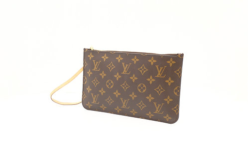 Louis Vuitton Neverfull Pouch in Monogram Canvas
