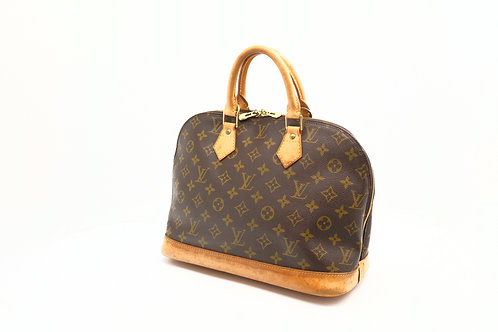 Louis Vuitton Alma in Monogram Canvas