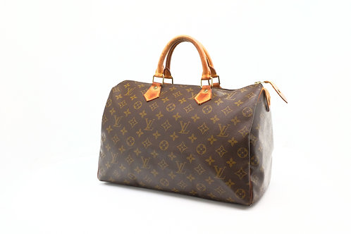 Louis Vuitton Speedy 35 in Monogram Canvas