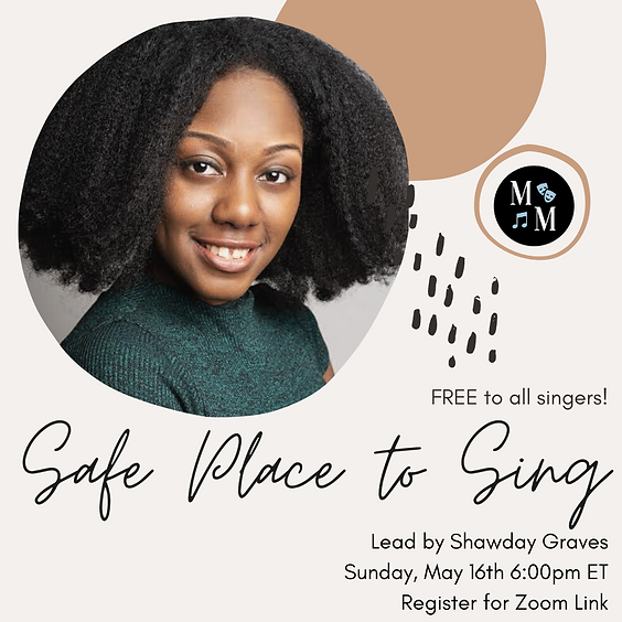 Safe Place to Sing (1)