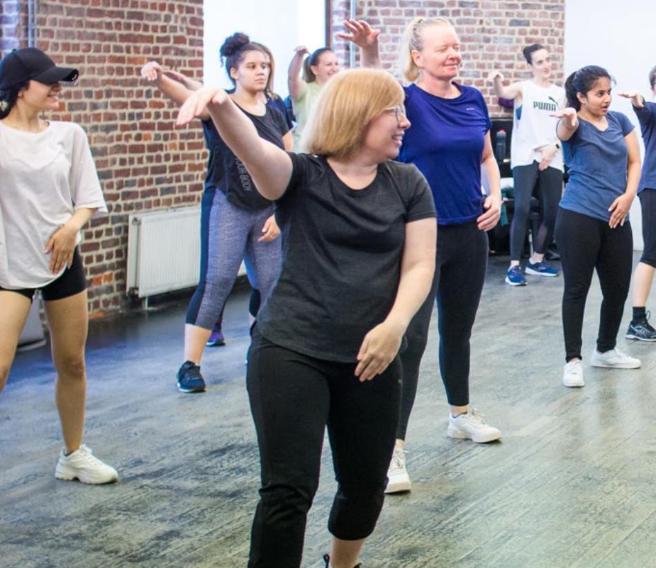Adult Dance School Brussels Belgium