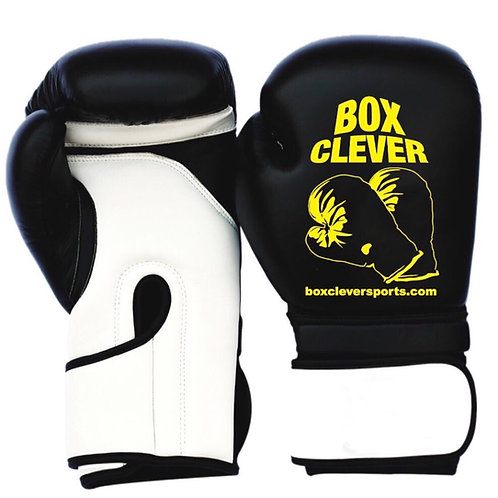 Box Clever Leather boxing gloves