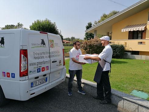 consegna carne a domicilio milano