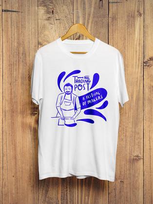 Trading Post Character T-Shirt