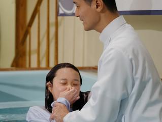 2020년 11월 22일 주일예배/침례식