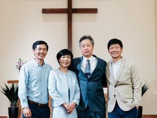2018년 9월 16일 주일예배 및 집사안수예배