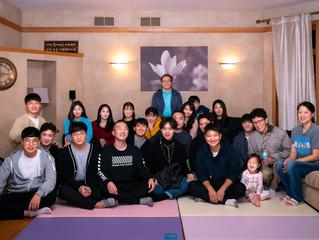 2018년 10월 6일 토요일 한어부 청년부 모임