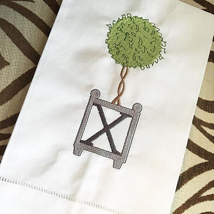 Boxwood Guest Towel