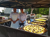 paella catering, paella party sydney