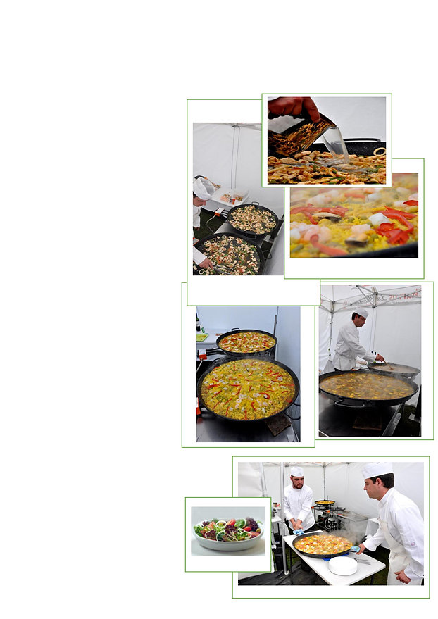 Paella Party,Paella Catering