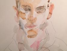 The Portrait Of A Stranger